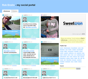 Sweetcron - Rob Enslin