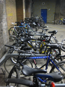 Blog Action Day: bike facilities