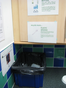 Blog Action Day: waste sort